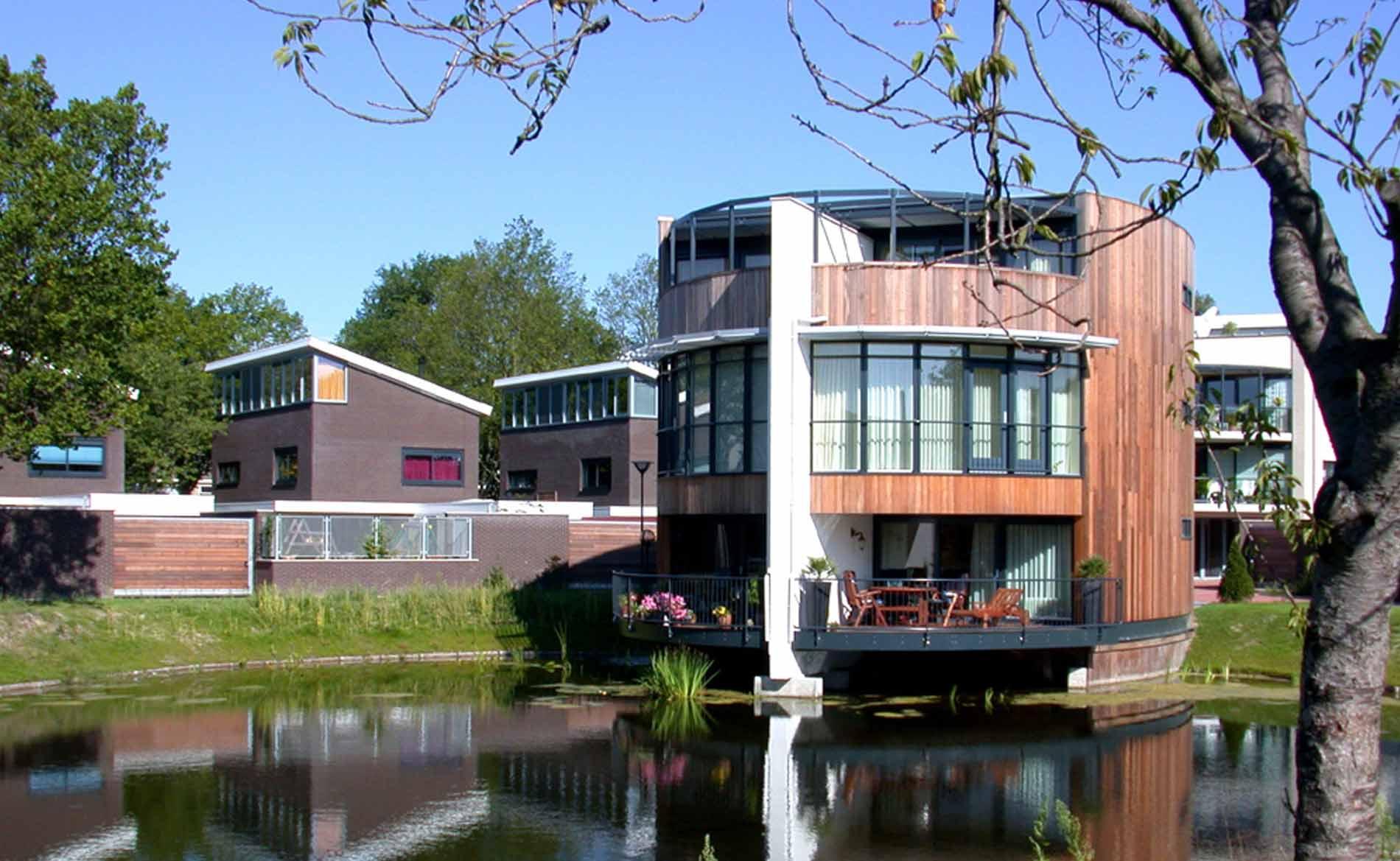 architect duurzaam bouwen woningen appartementen Sokkerwei Castricum BBHD architecten