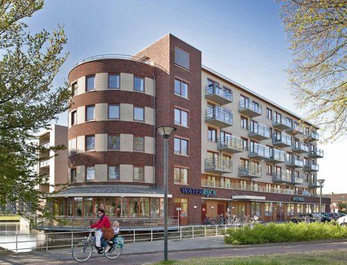 Woonzorggebouw Waterrijck Heemskerk