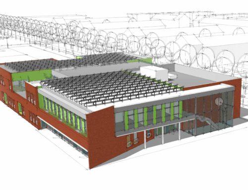 Uitbreiding Brede school Panta Rhei Zeewolde