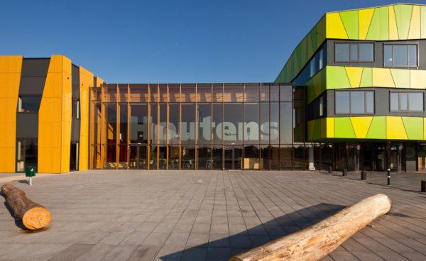 architect scholen onderwijs vmbo Houtens Houten BBHD architecten