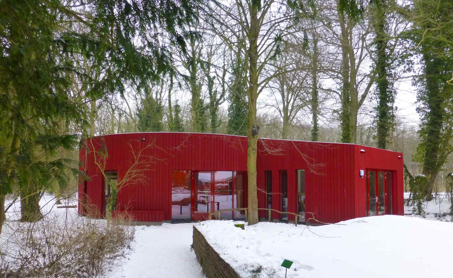 architect educatiecentrum Thijsse's Hof BBHD architecten