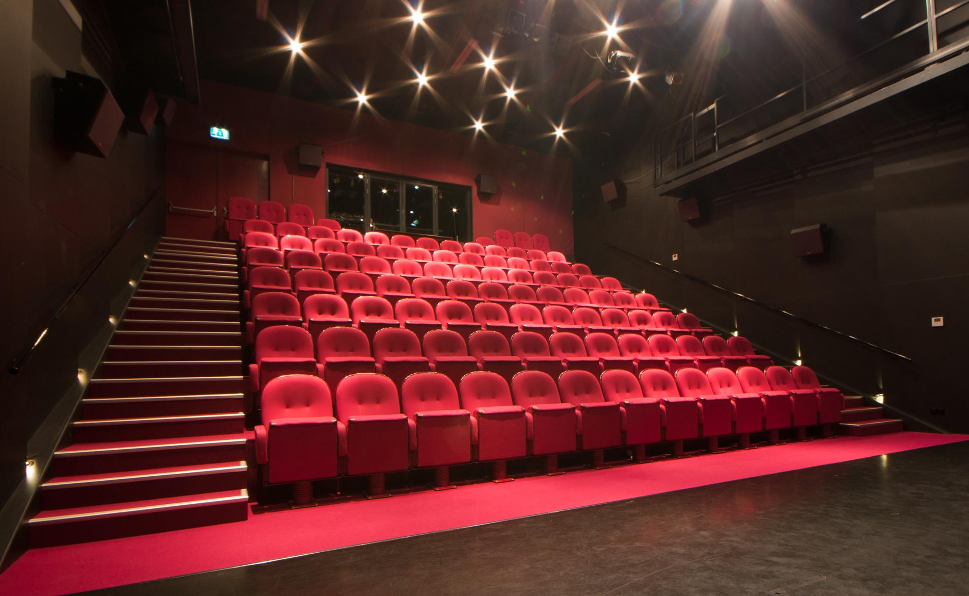 cultureel centrum Markt 18 Schagen BBHD architecten Alkmaar architectuur theater