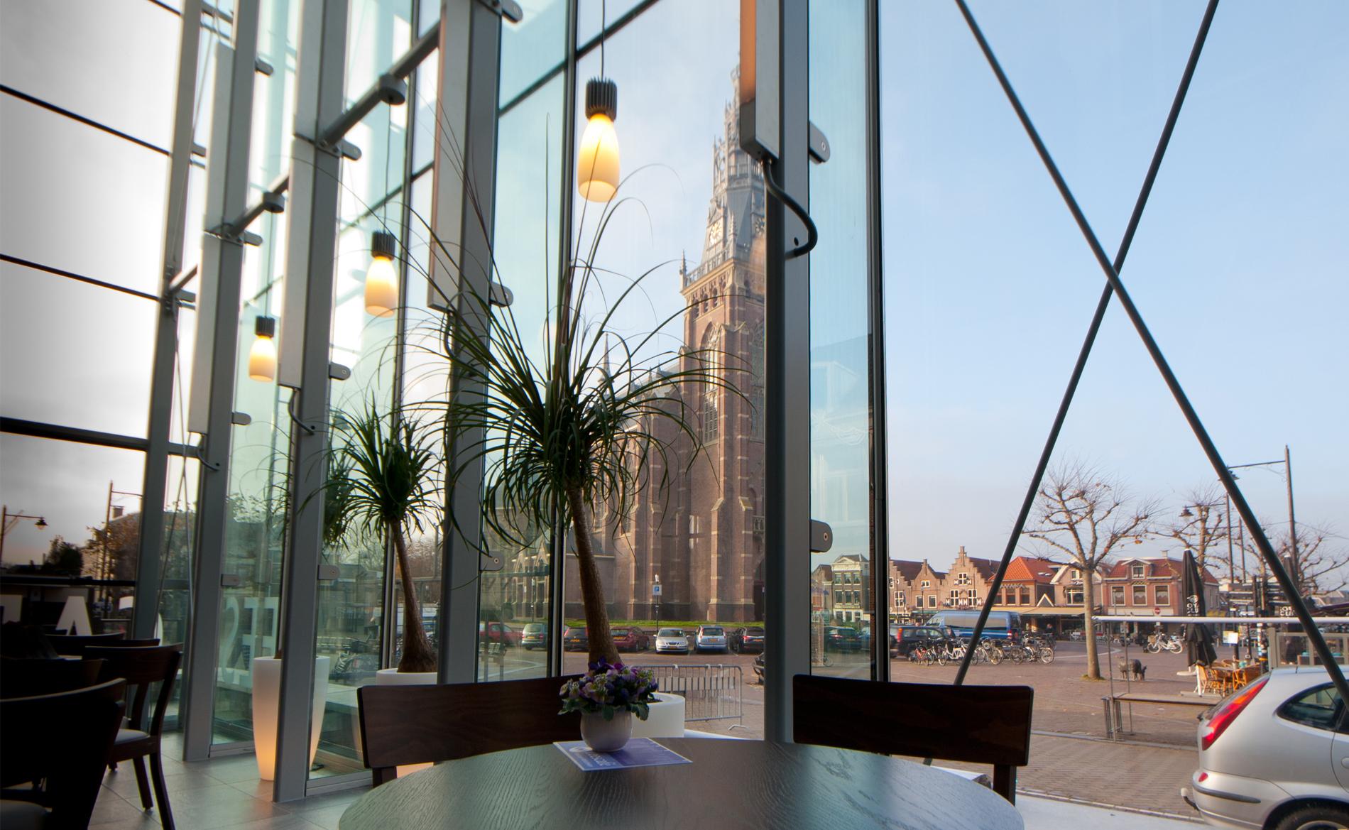 cultureel centrum Markt 18 Schagen BBHD architecten Alkmaar architectuur interieur