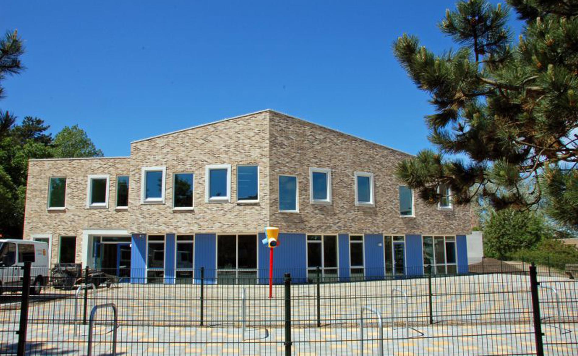 architect scholen onderwijs basisschool De Origon IJmuiden BBHD architecten Alkmaar