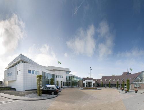 Gemeentehuis Koggenland in De Goorn
