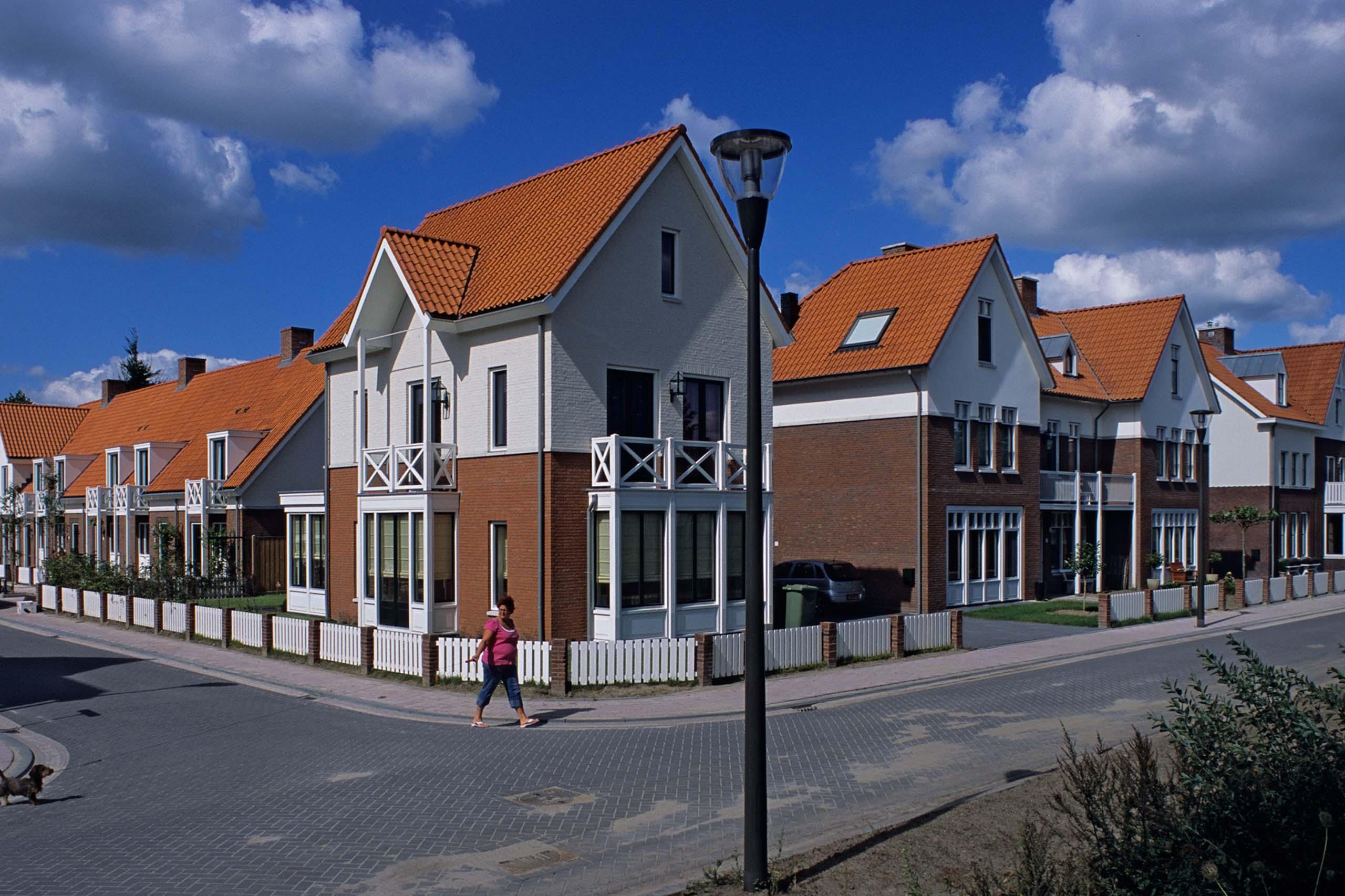 architect woningen chaletstijl Brandevoort Helmond BBHD architecten