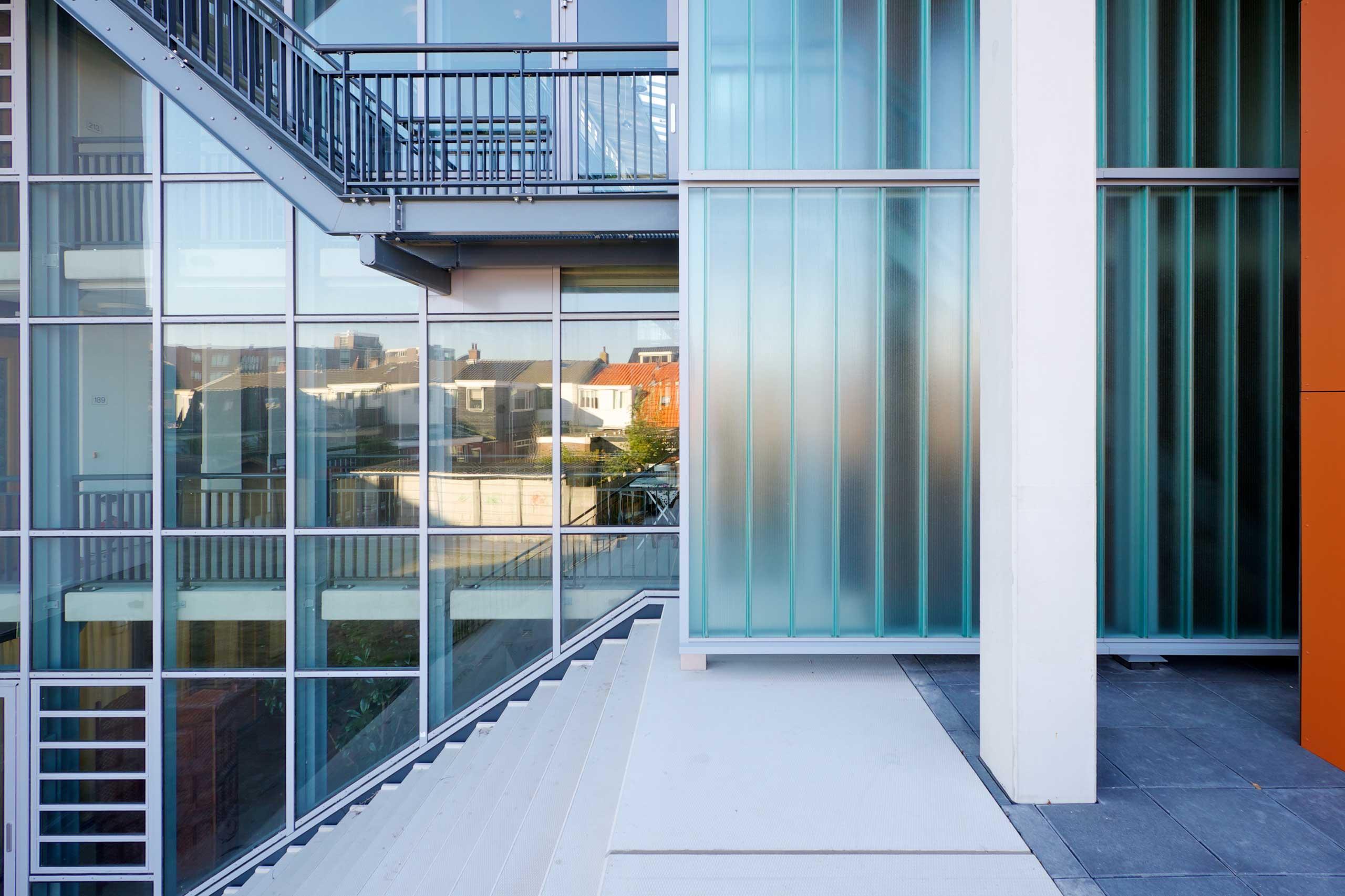 appartementen senioren woningen woningbouw Den Helder architectuur
