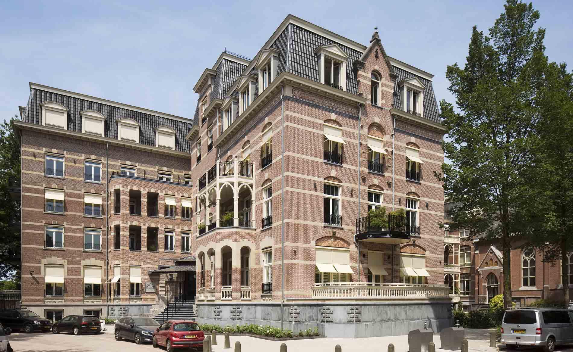 architect La Reine Amsterdam