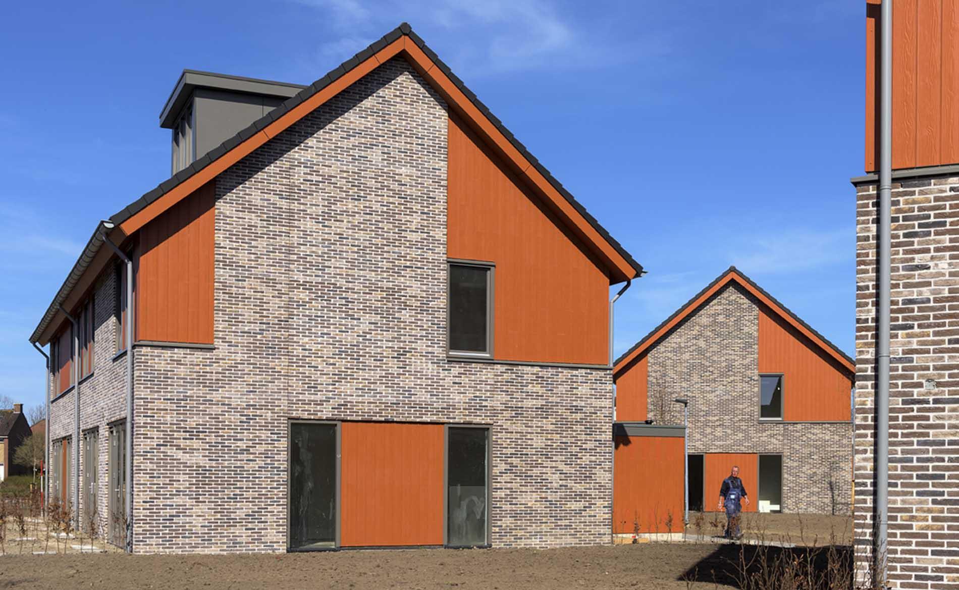 architect woningbouw wonen woning park Albert's Hoeve Castricum BBHD architecten