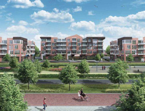 winkels en appartementen Bangert & Oosterpolder Hoorn