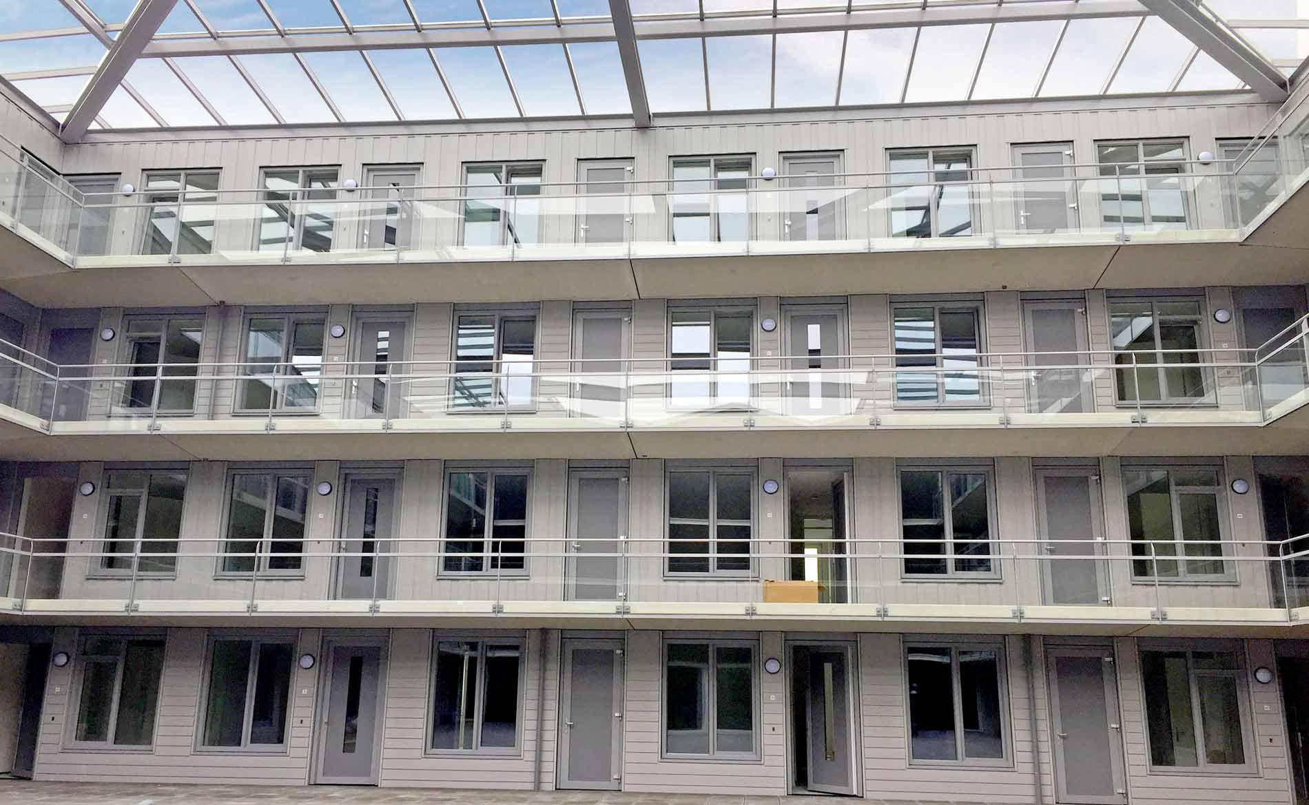 architect appartementen supermarkt Deen Bangert Oosterpolder Zwaag Hoorn Grootslag BBHD architecten
