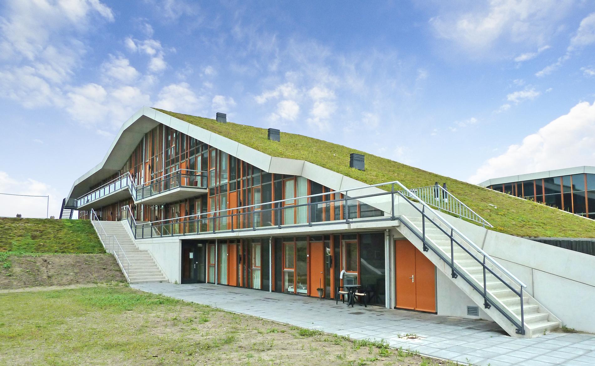 architect appartementen Duinpark den Helder BBHD architecten Alkmaar