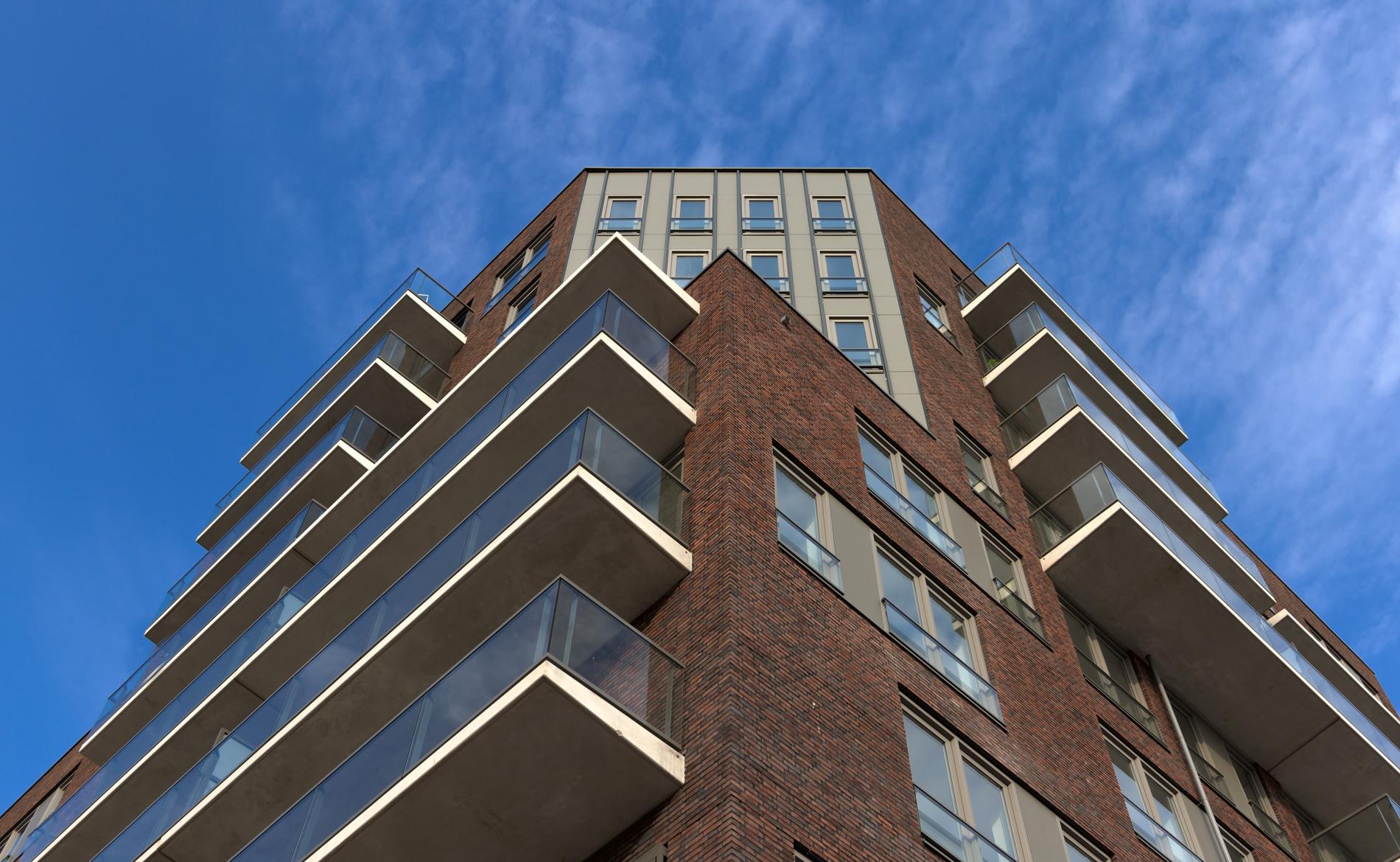 architect appartementen woontorens herstructurering Wijkerbaan Beverwijk BBHD architecten Alkmaar