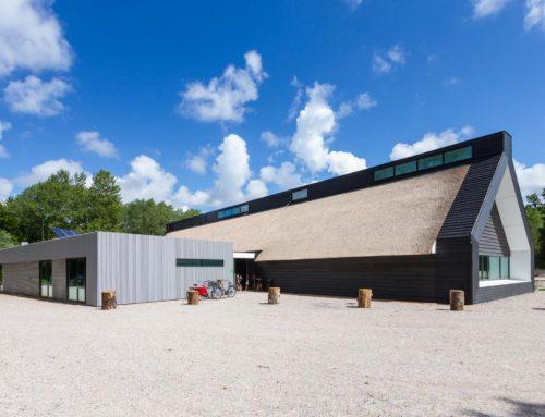 duurzaam bezoekerscentrum De Kennemerduinen Overveen