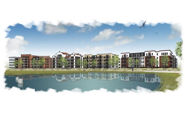 appartementen Duingeest Monster architect Ton van 't Hoff BBHD architecten chaletstijl kust architectuur
