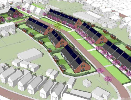 Bewoners Bijlstraat in Hippolytushoef kiezen plan BBHD architecten!