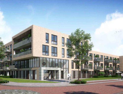 Design & Build selectie De Nieuwpoort in Alkmaar gewonnen!