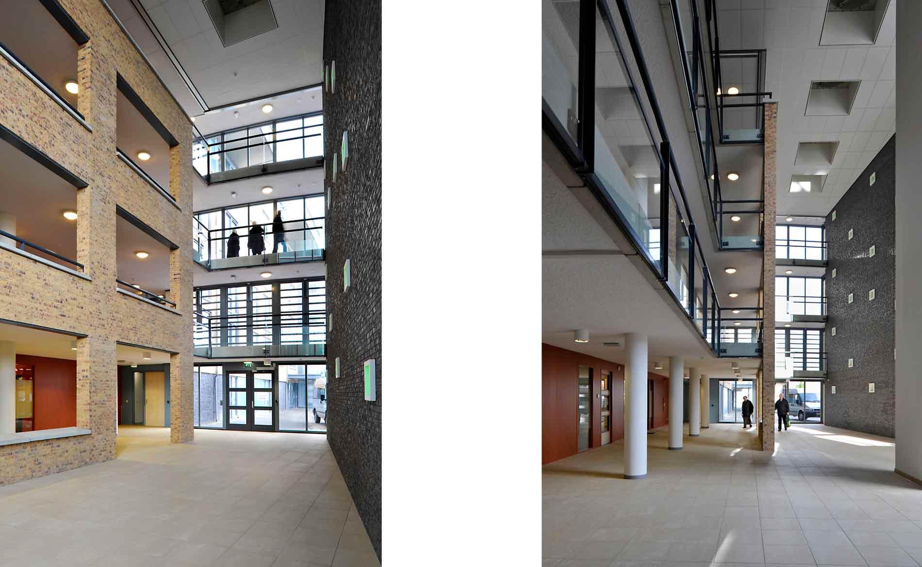 Buitenveld Den Helder BBHD architecten woonzorggebouw architectuur zorg