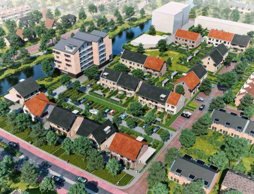 nieuwbouwwijk Simon van Haerlemstraat Heemskerk