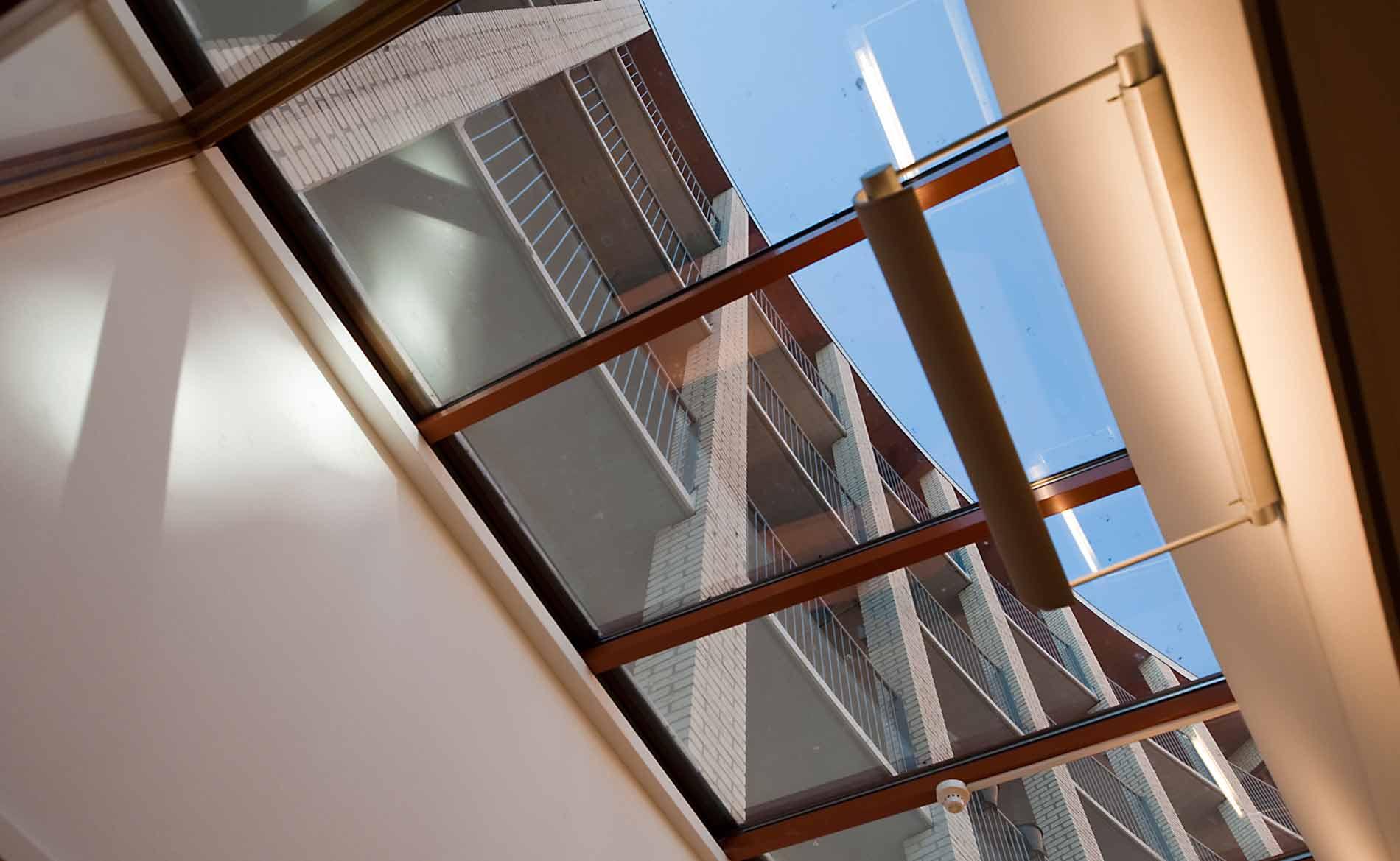 Waterrijck Heemskerk BBHD architecten woonzorggebouw herstructurering architectuur zorg