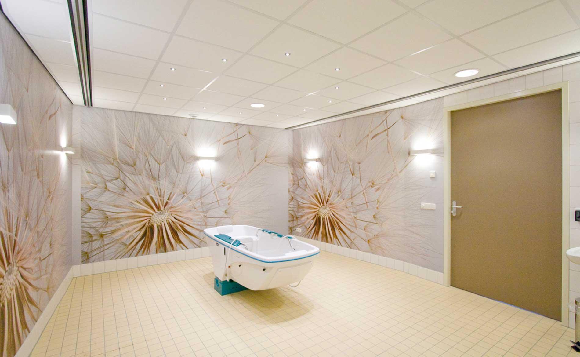 architect Verpleeghuis woonzorgcentrum woonzorgebouw De Zeester Den Helder BBHD architecten architectuur herstructurering zorg