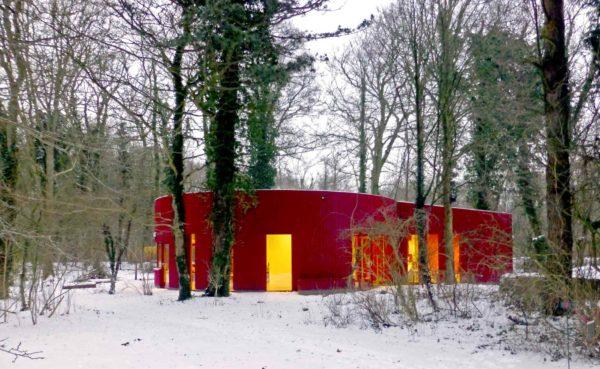 natuureducatiecentrum Thijsse's Hof Bloemendaal BBHD architecten