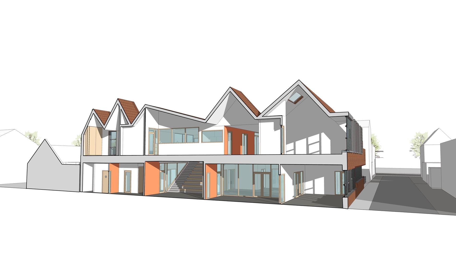 school IKC Binnenstad Enkhuizen basisschool onderwijs architect