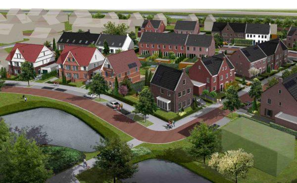 dorpwonen Buitenplaats De Goorn BBHD architecten