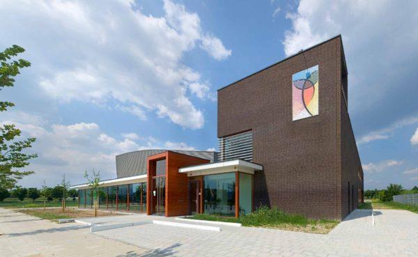 NGK kerk De Lichtboog Houten BBHD architecten