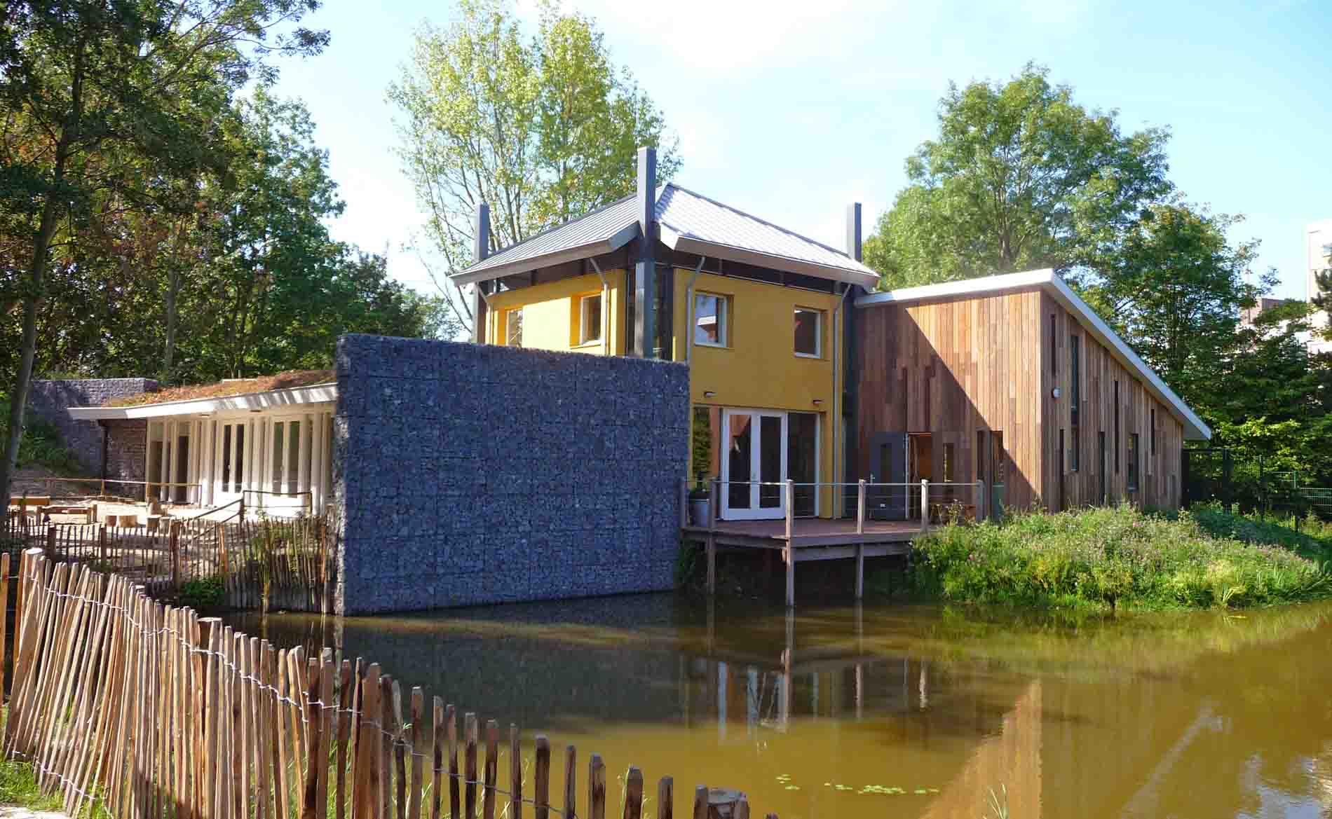 circulair bouwen duurzaam bouwen architect mulitifunctioneel gebouw BBHD architecten architectuur