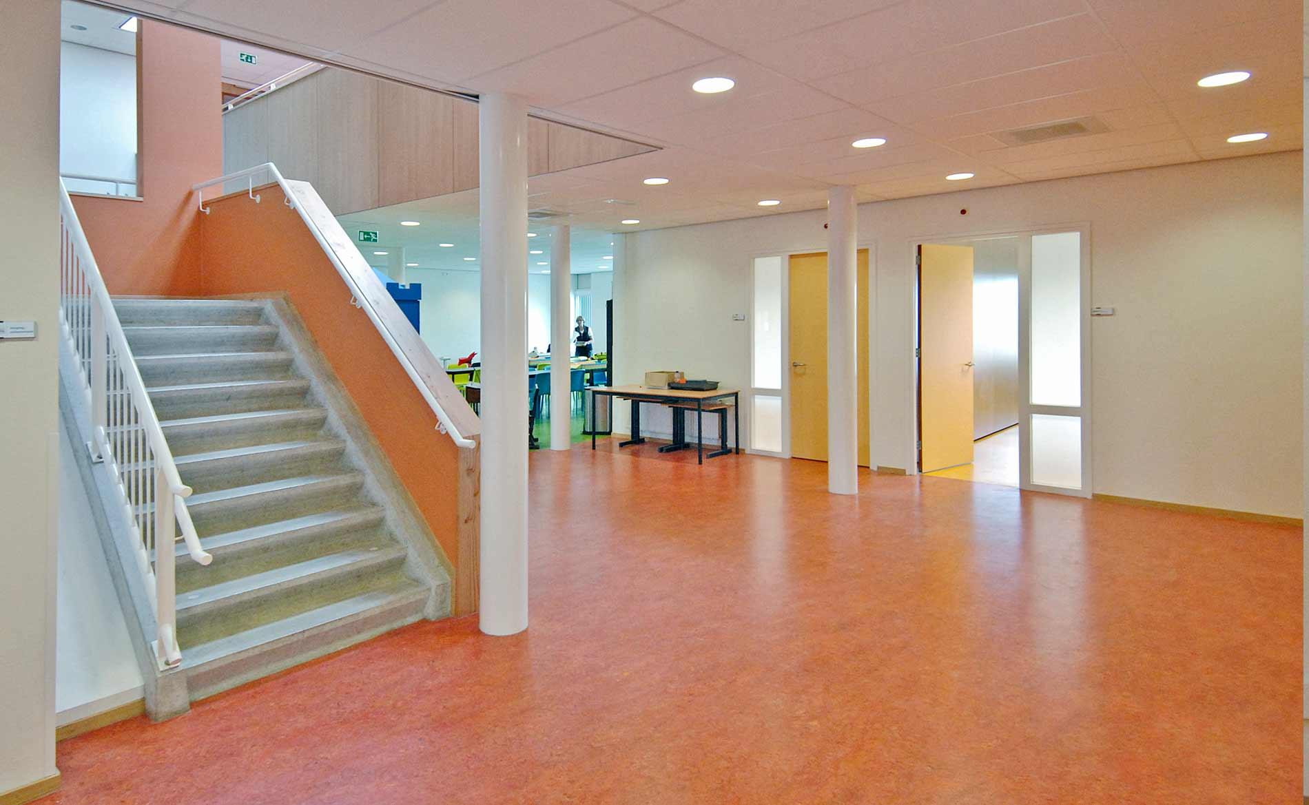 architect Brede school De Wijk Drenthe BBHD architecten