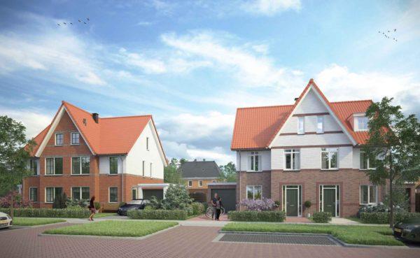 architect nieuwbouwwijk woningbouw woningen Buitenplaats De Goorn BBHD architecten