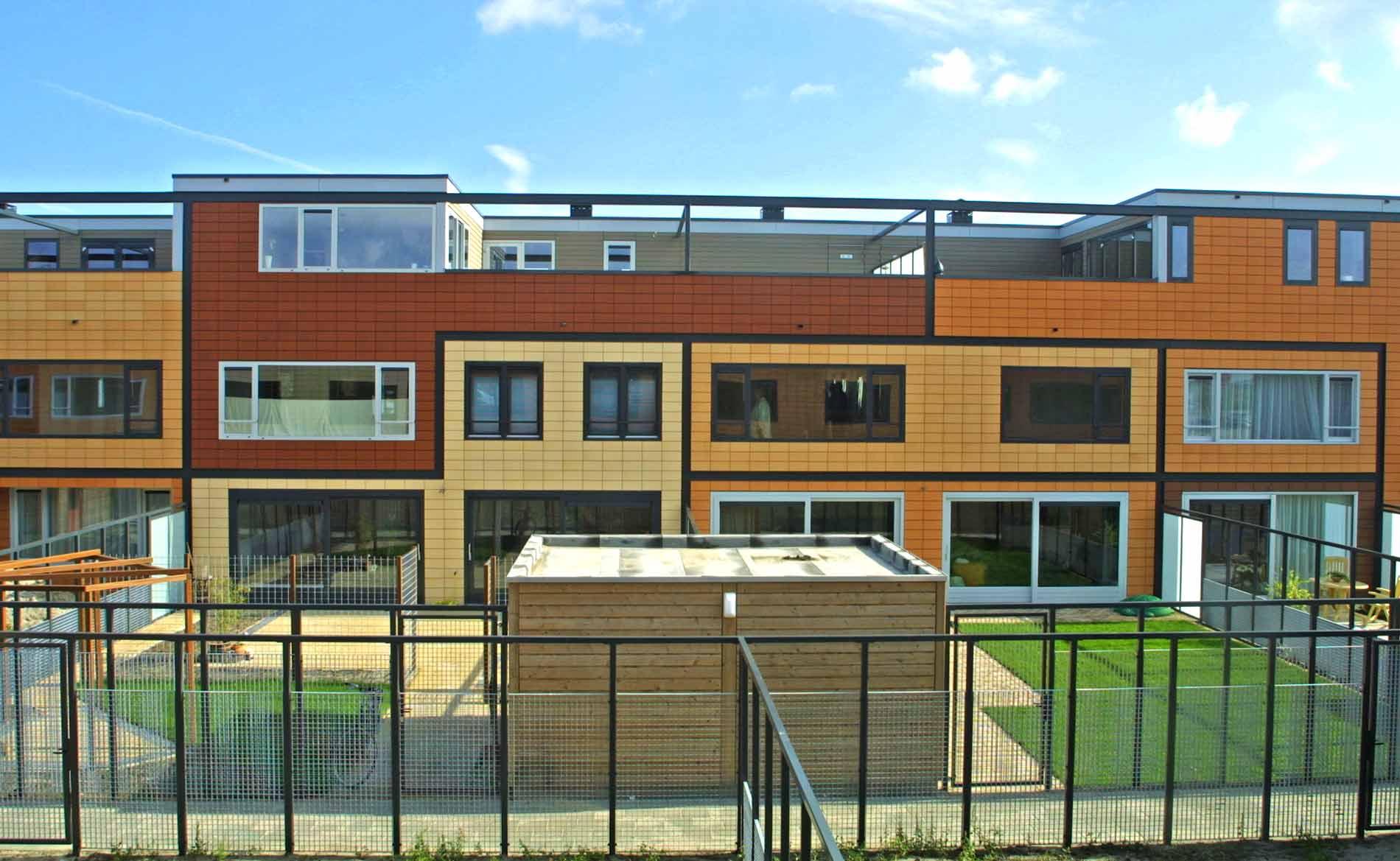 Gewild wonen Almere gedifferentieerd wonen keuze BBHD architecten