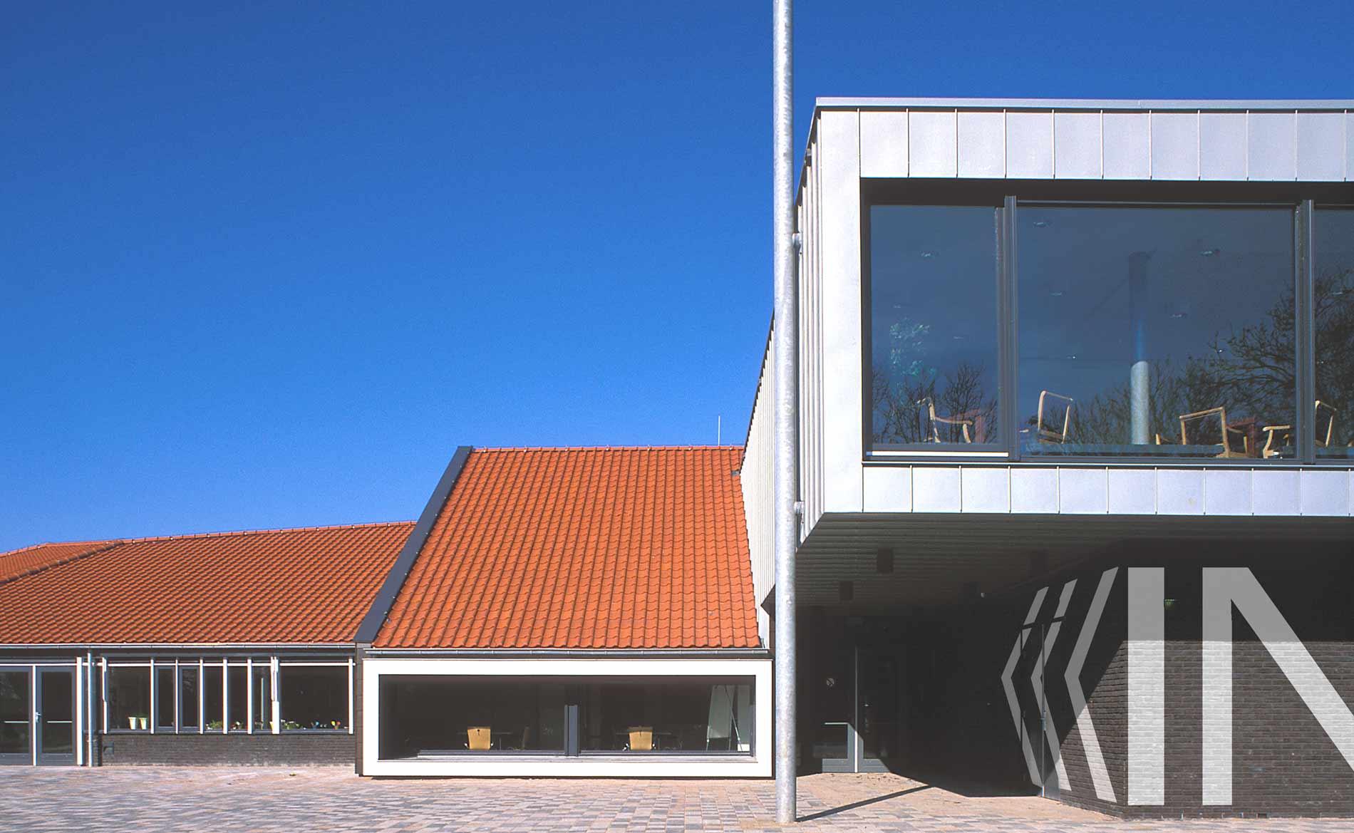 architect MFA sport Kreileroord BBHD architecten