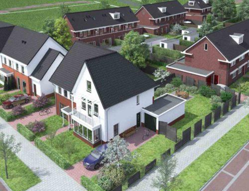 woonwijk Reigersborg Hoogkarspel