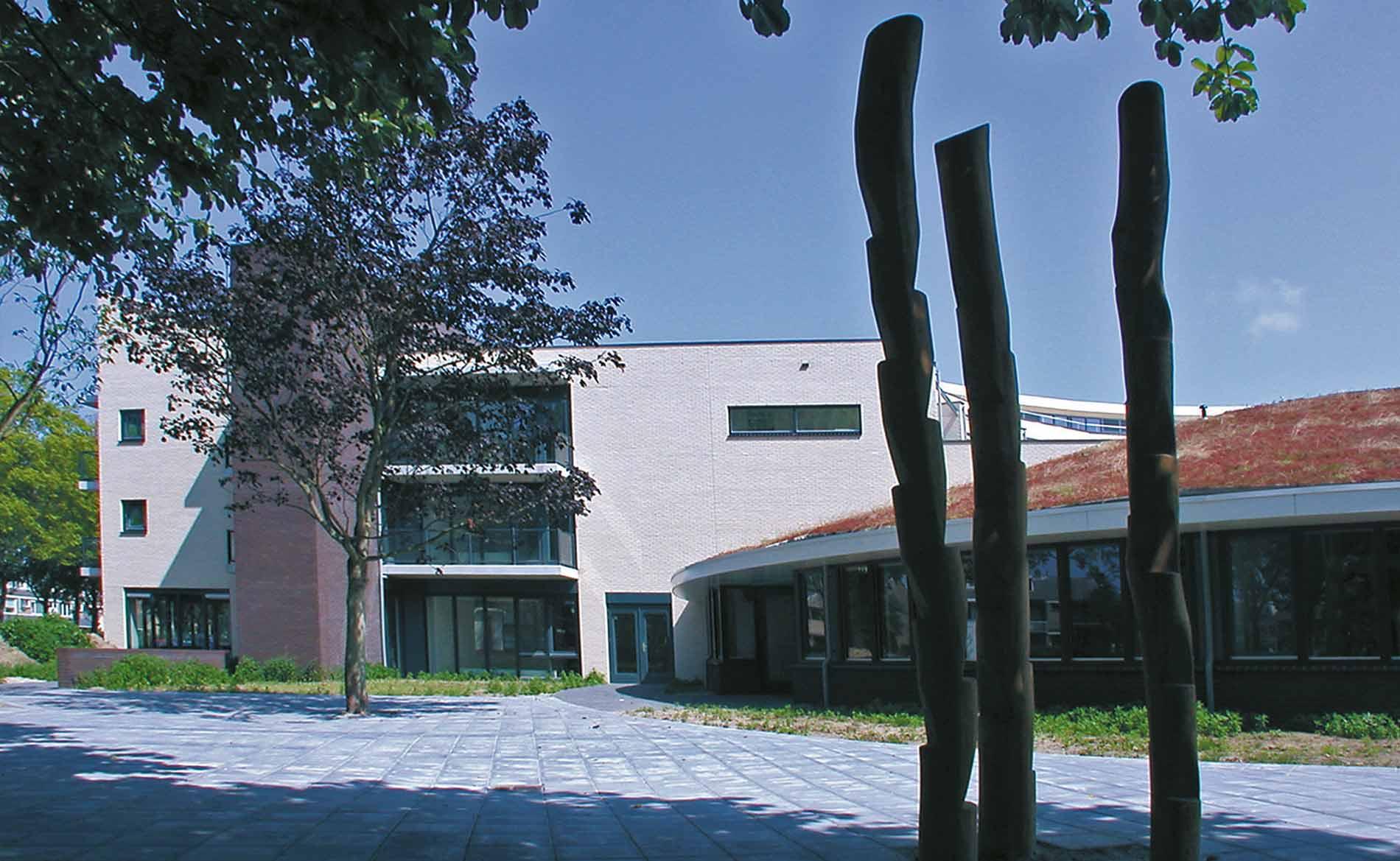 architect duurzaam bouwen duurzame school Frisse Scholen Energie 0 Energie nul basisschool Sokkerwei Castricum BBHD architecten