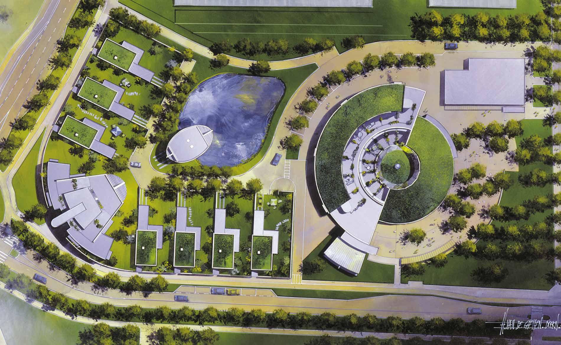 architect duurzaam bouwen Basisschool duurzame school Frisse Scholen Energie 0 Energie nul BBHD architectenSokkerwei Castricum