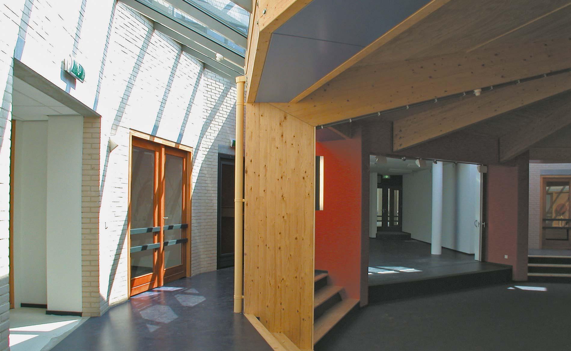 architect duurzaam bouwen Basisschool duurzame school Frisse Scholen Energie 0 Energie nul BBHD architecten Sokkerwei Castricum