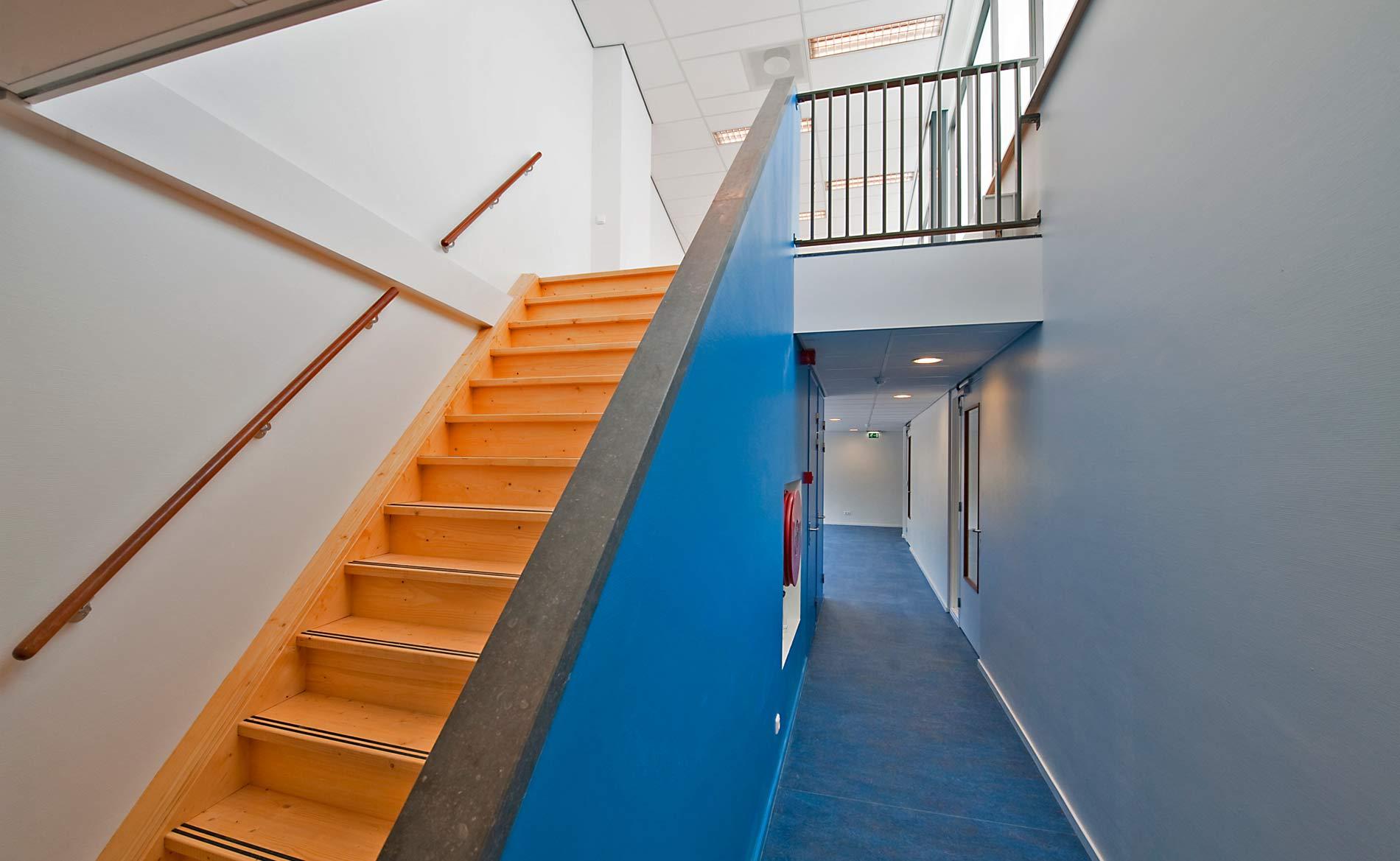 school architect basisschool De Springschans Heiloo BBHD architecten