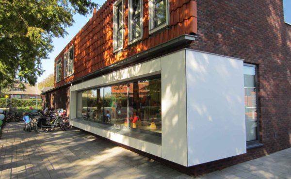 architect school basisschool Gerardus Majella BBHD architecten