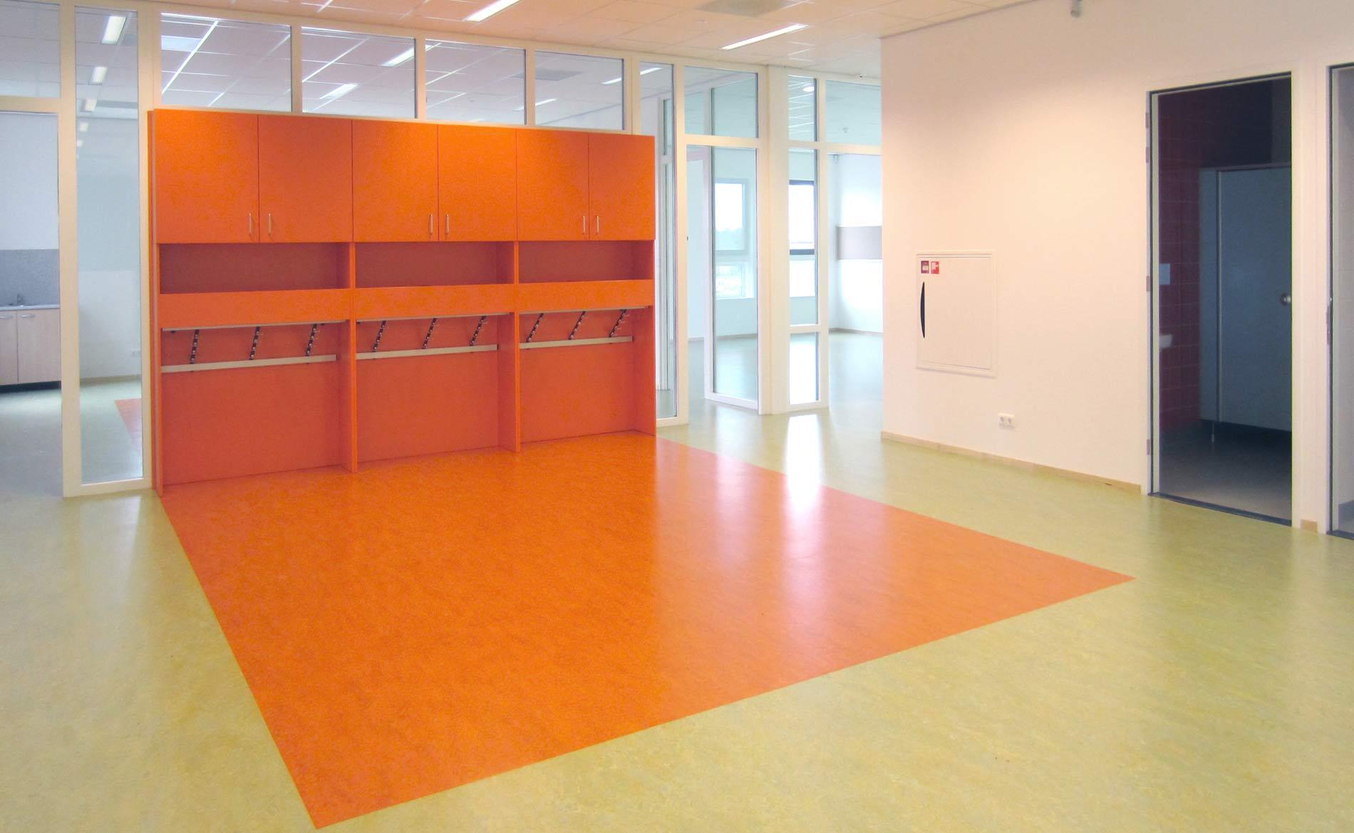 architect school basisschool Panta Rhei Zeewolde BBHD architecten