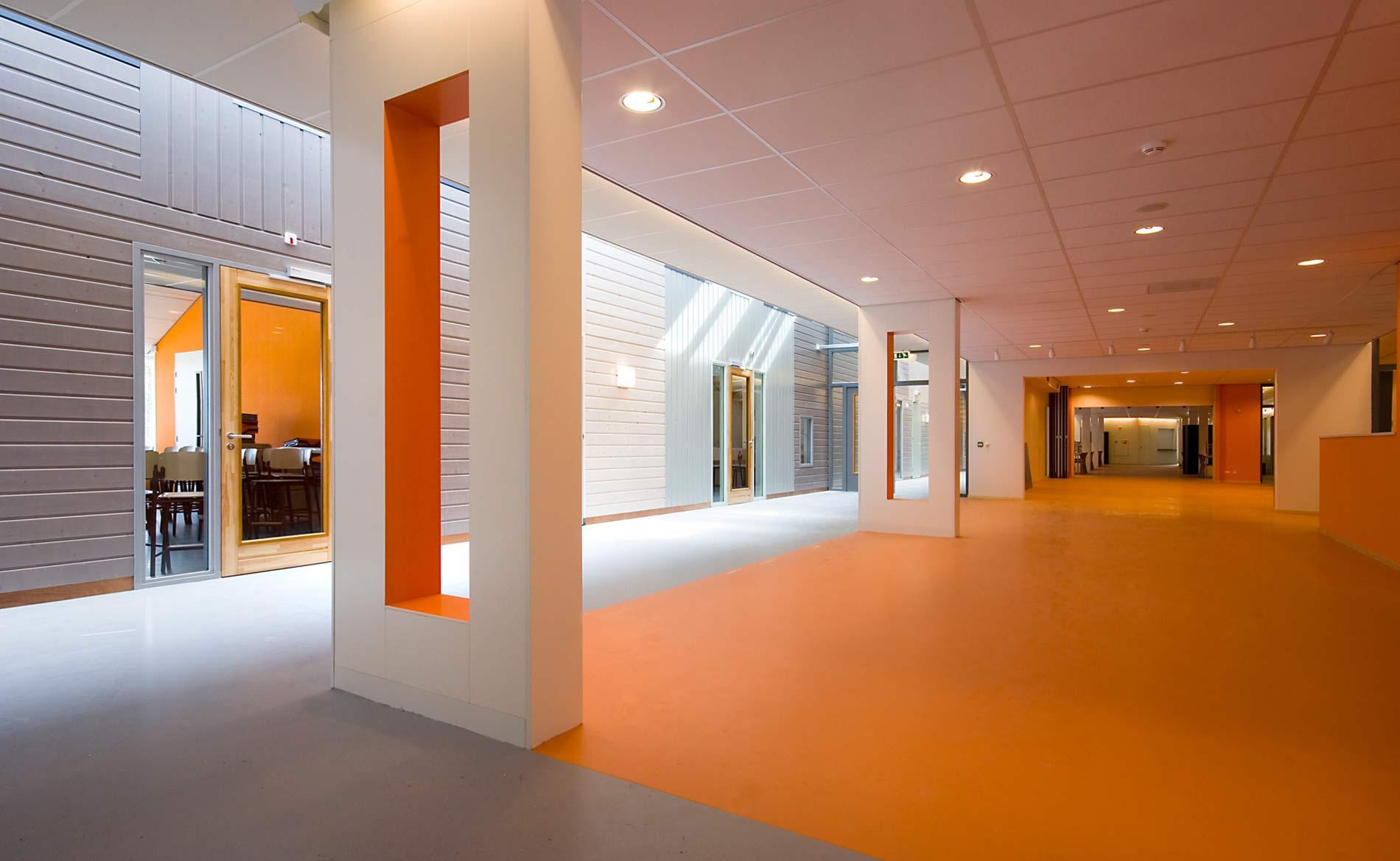 school architect basisschool St. Jozef 't Zand BBHD architecten