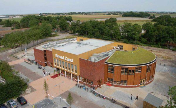 architect brede school kinderdagverblijf Breed Zand Breezand BBHD architecten
