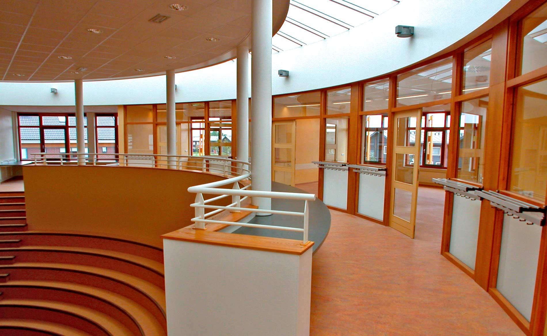 architect brede school Vroonermeer Alkmaar BBHD architecten