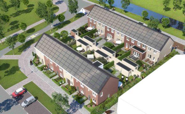 NOM woningen nul op de meter Beverwijk BBHD architecten 02