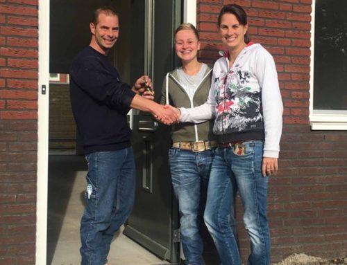 Nul-op-de-meter woningen Swaanswijk opgeleverd