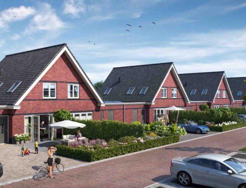 woningen Thamerweg Uithoorn