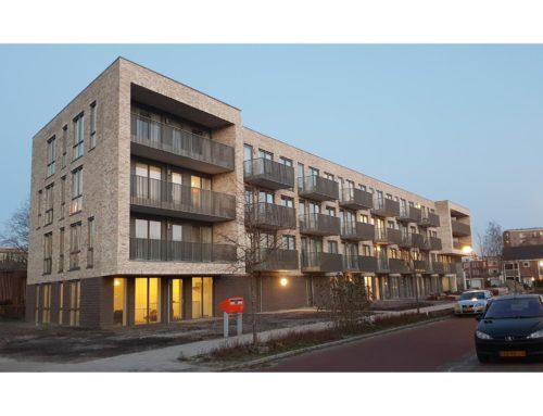 appartementen De Kroon Alkmaar
