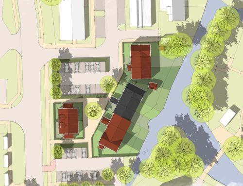 Sloep De Rijp: stedenbouwkundig ontwerp met dorps karakter