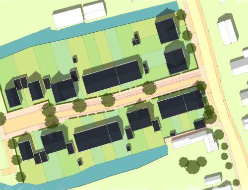 stedenbouwkundig plan Noordeinde Oostzaan